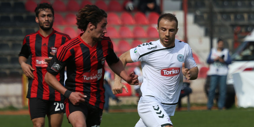 Gaziantepspor - Atiker Konyaspor maçı muhtemel 11'ler