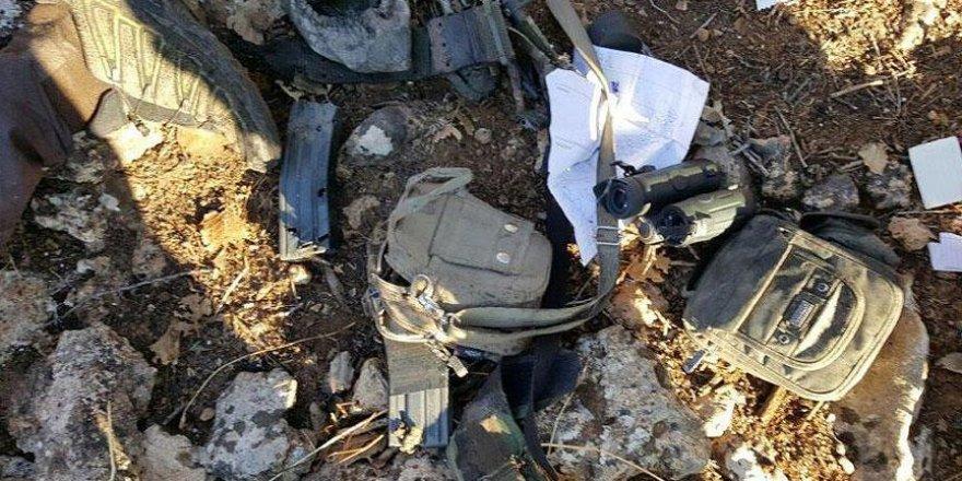 Hindistan'da askeri helikopter düştü: 3 ölü
