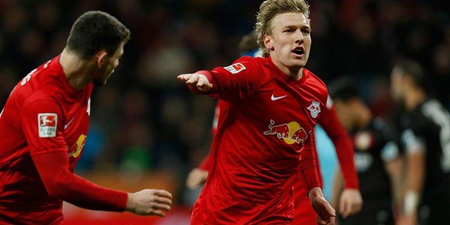 Bundesliga'da Leipzig fırtınası esiyor