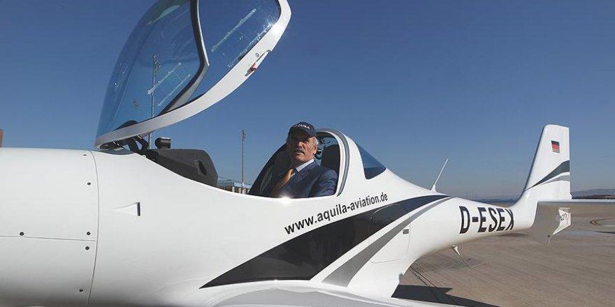 Yerli eğitim uçağı tanıtıldı