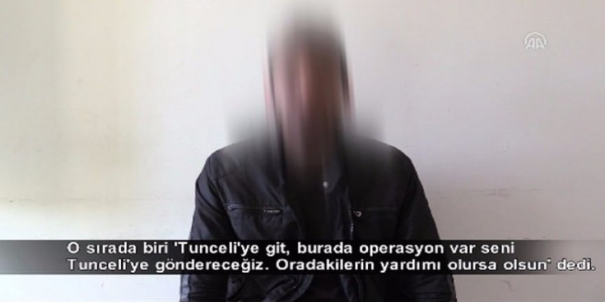 Örgütten kaçan PKK'lıdan çarpıcı HDP itirafları