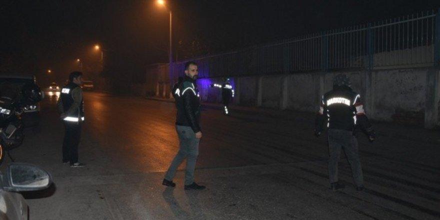 İzmir'de 300 polisle narkotik uygulaması