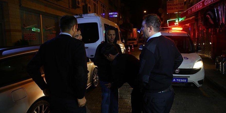 İstanbul'da polislerin kaçak göçmen mesaisi