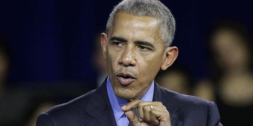 Obama: Sonuç çıkarmadan önce yönetimin göreve gelmesini bekleyin