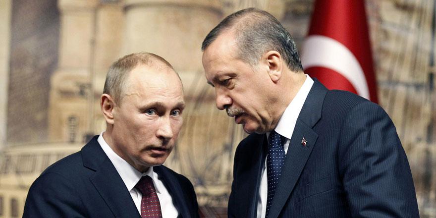 Çetin: Dünya Erdoğan ve Putin'e saygı duyuyor