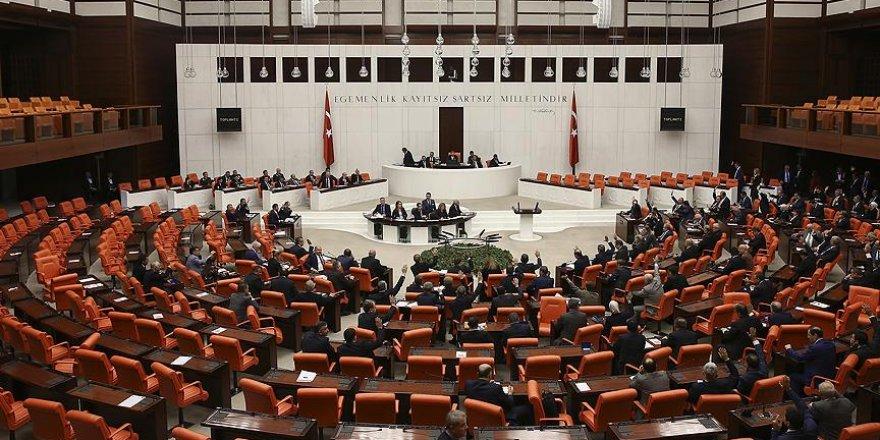 Meclis yoğun bir haftaya giriyor