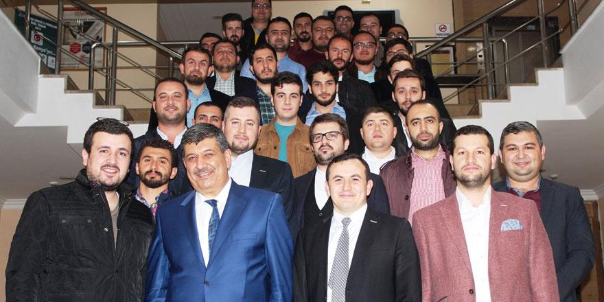 KTO Karatay Üniversitesi Rektörü Bayram Sade tecrübelerini paylaştı