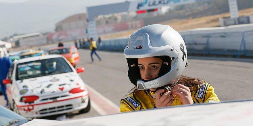 Kadın pilotun hayali şampiyonluk