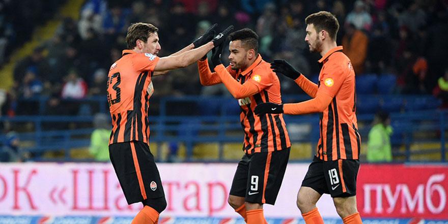 A.Konyaspor'un rakibi Shakhtar Donetsk 4'te 4 yaptı