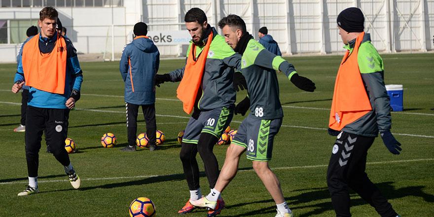 A.Konyaspor'da hazırlıklar yarın başlayacak