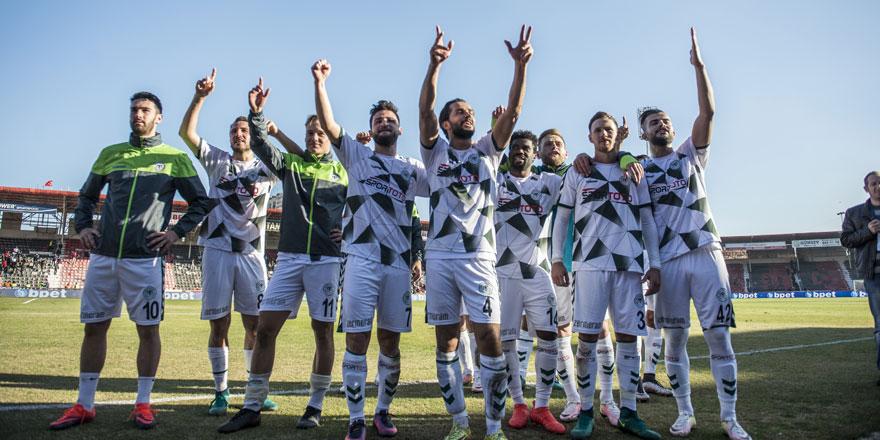 Atiker Konyaspor'un gol kralı Riad Bajic: Takım başarısı