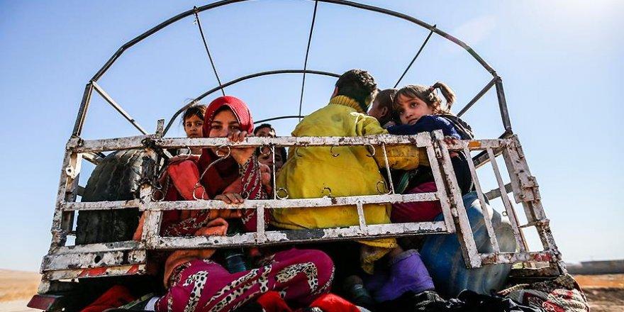 Sivillerin Musul'dan kaçışı sürüyor