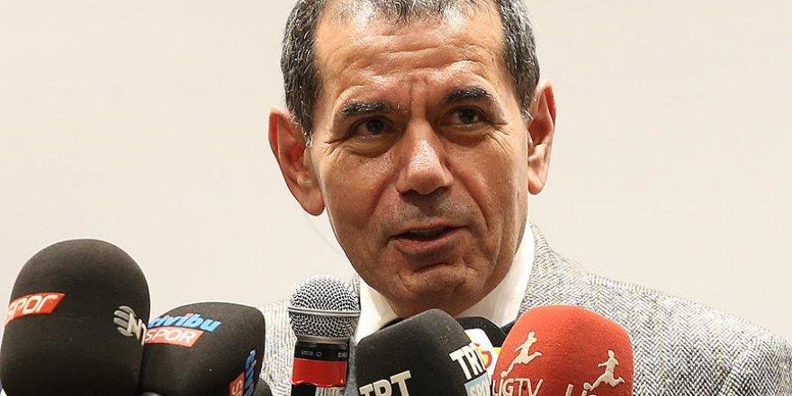 Galatasaray Kulübü Başkanı Özbek: Kadıköy'e kazanmaya gidiyoruz