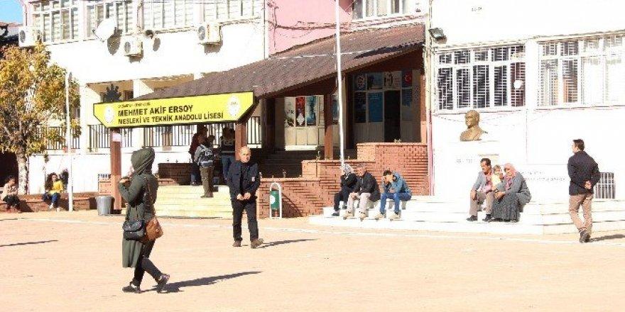 Gaziantep'te KPSS heyecanı