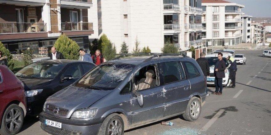 Tekirdağ'da kaza: 3 yaralı