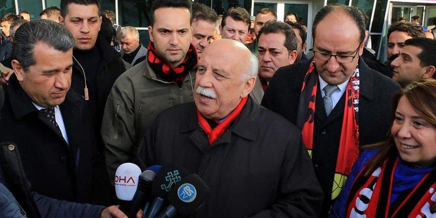 Avcı: Eskişehir'e yapılan yeni stat Cumhurbaşkanımızın teşrifiyle açacağız