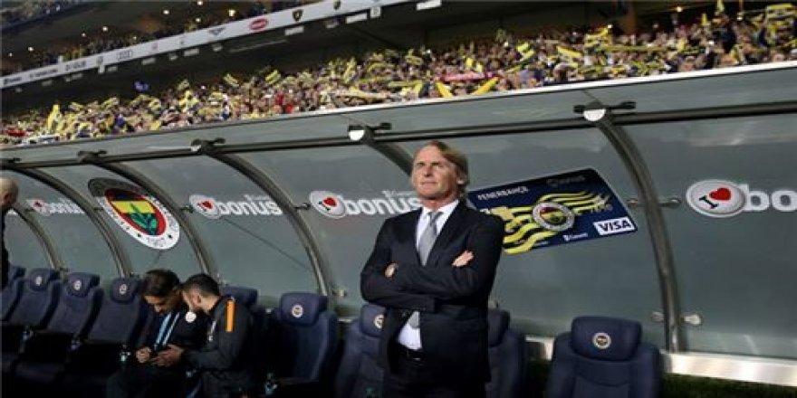 Galatasaray'da Riekerink'le yollar ayrılıyor mu?