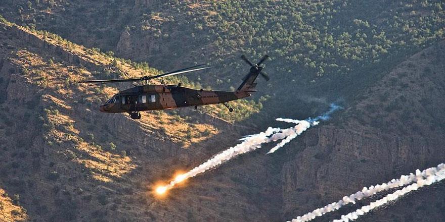 Terör örgütüne yönelik operasyonlarda 41 terörist etkisiz hale getirildi