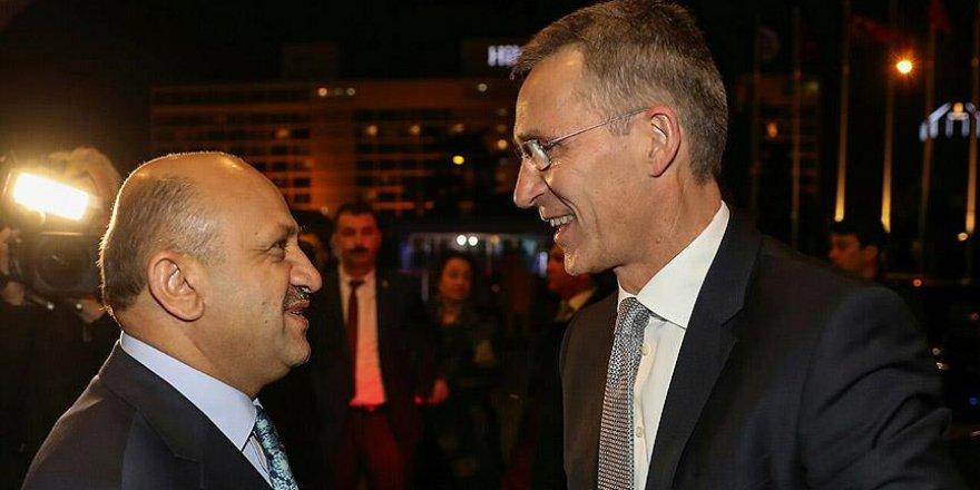 Işık, NATO Genel Sekreteri ile FETÖ'cü subayları görüştü