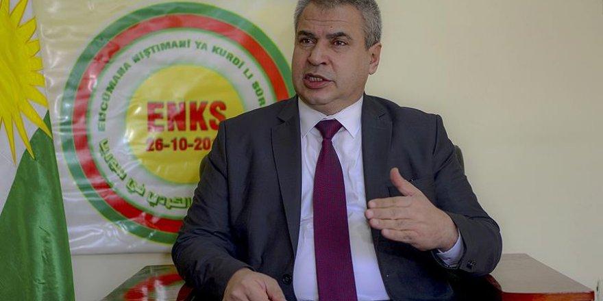 """""""PKK ve PYD'nin Kürt halkına vadedeceği bir gelecek yok"""""""