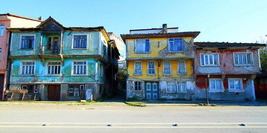 Tarihi 'Ereğli evleri' yeniden hayat bulacak