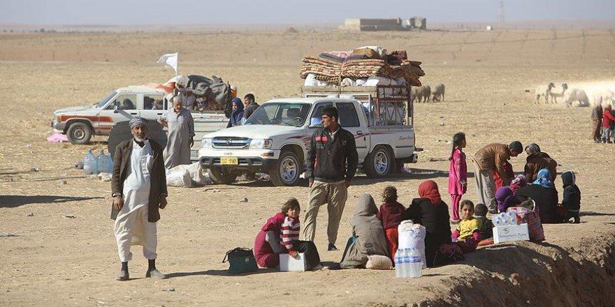 BM'den Musul'da 'güvenli koridor' çağrısı