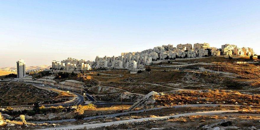 İsrail Kudüs'te 7 bin yeni konut inşa edecek