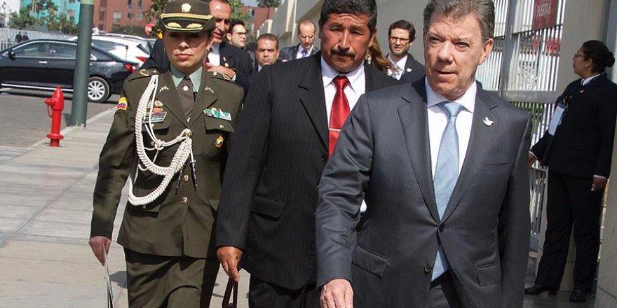 Kolombiya Devlet Başkanı'nda kanser şüphesi