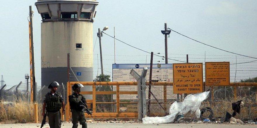 İsrail'den Filistinli kadına 15 yıl hapis cezası