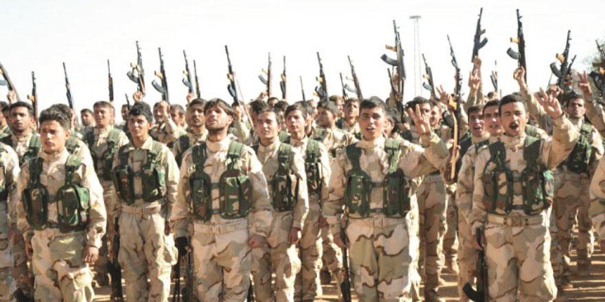 Maaş ABD'den kamp PKK'dan