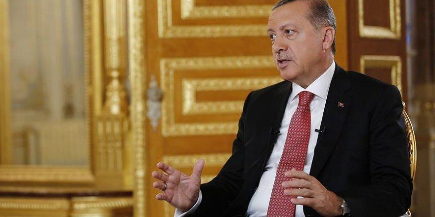 Cumhurbaşkanı Erdoğan İsrail televizyonuna konuştu