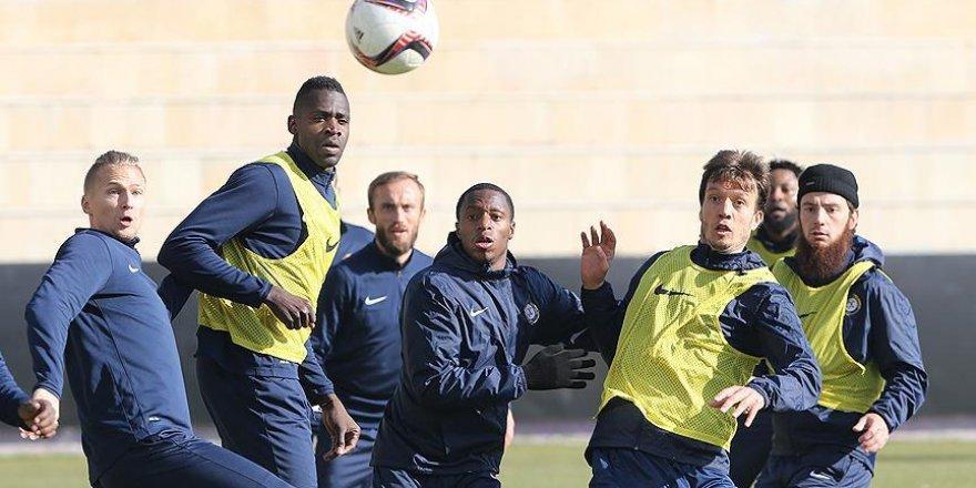 Osmanlıspor, Steaua Bükreş maçı hazırlıklarını tamamladı