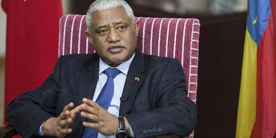 Türk şirketleri Etiyopya'da 10 binden fazla kişiye istihdam sağladı