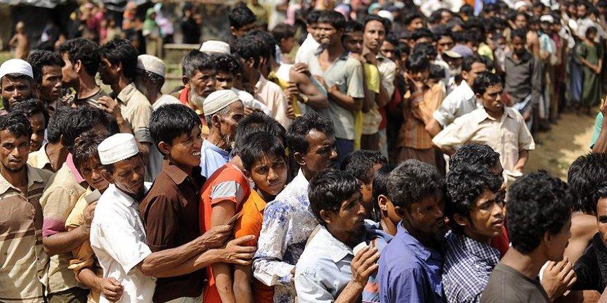 Binlerce Myanmarlı Çin'e sığındı