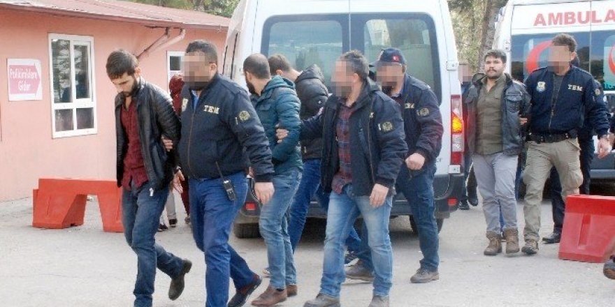 PKK sempatizanı 3 öğrenci tutuklandı