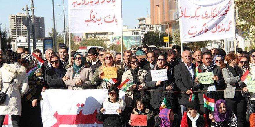 Maaş krizi Erbil-Süleymaniye ilişkilerini sarsıyor