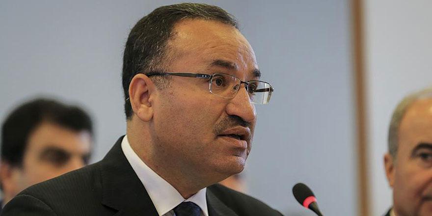 Adalet Bakanı Bekir Bozdağ: 16 bin yeni personel alımı yapacağız