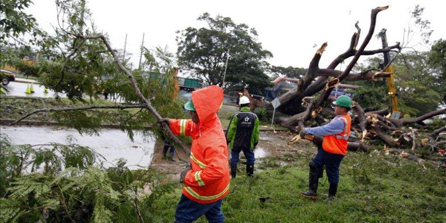 Panama'da sel ve toprak kayması: 4 ölü