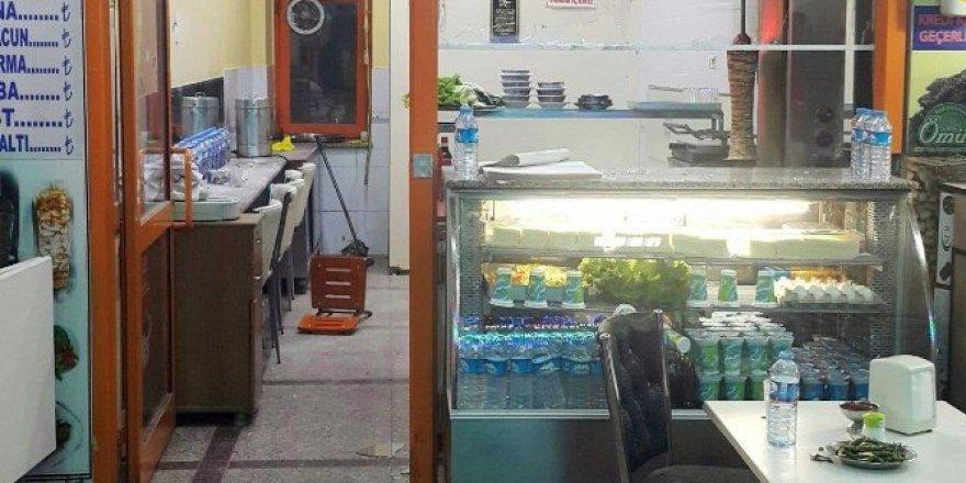 Malatya'da işyerine silahlı saldırı
