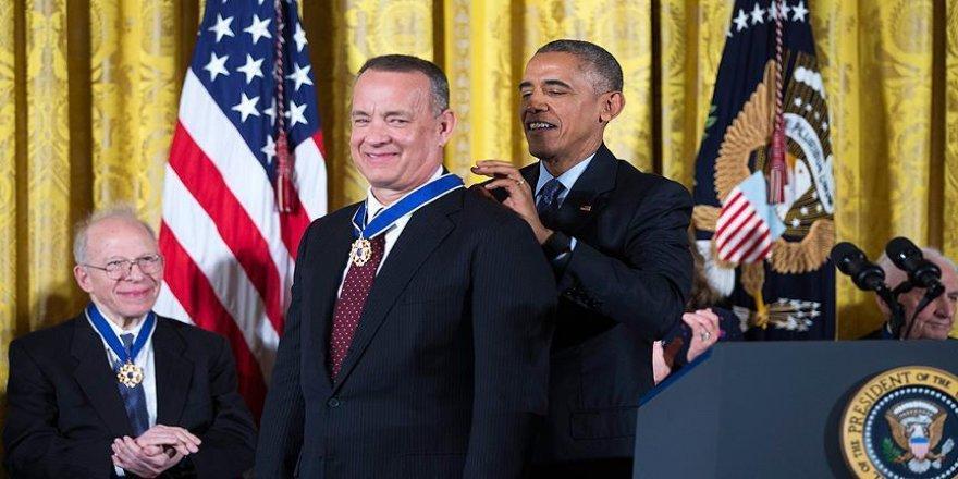 Obama 21 kişiye 'Başkanlık Özgürlük Madalyası' taktı