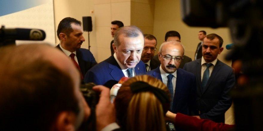 Erdoğan'dan Ermenistan'a net mesaj