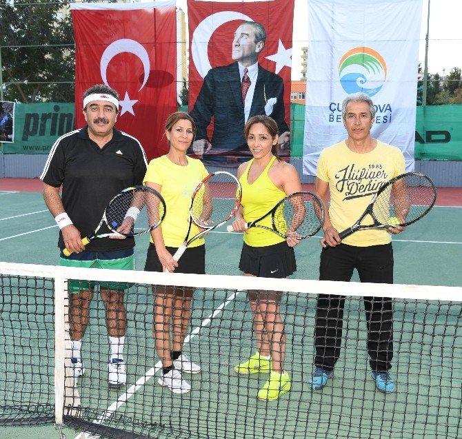 Çağla Büyükakçay Spor Tesisi açıldı