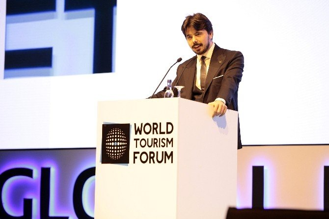 Turizmin Davos'u 'World Tourısm Forum' şubat ayında İstanbul'da