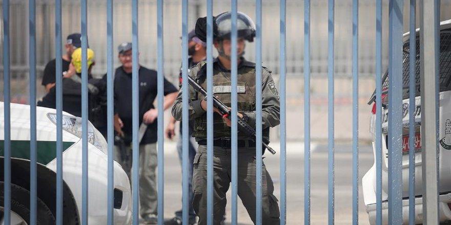 İsrail'den Filistinli çocuğa 13,5 yıl hapis cezası