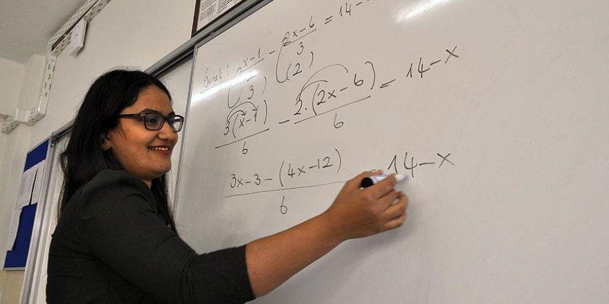 'Karanlıkta matematik'le görme engellilere ışık oldu