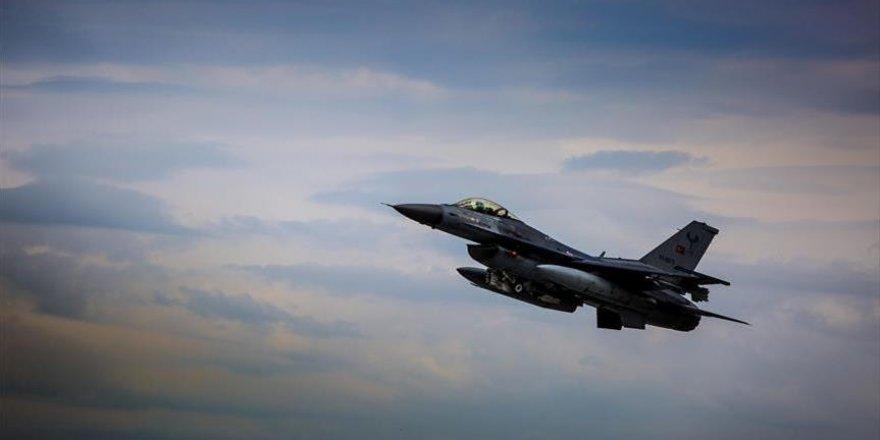 Fırat Kalkanı'nda 217 DEAŞ hedefi etkisiz hale getirildi