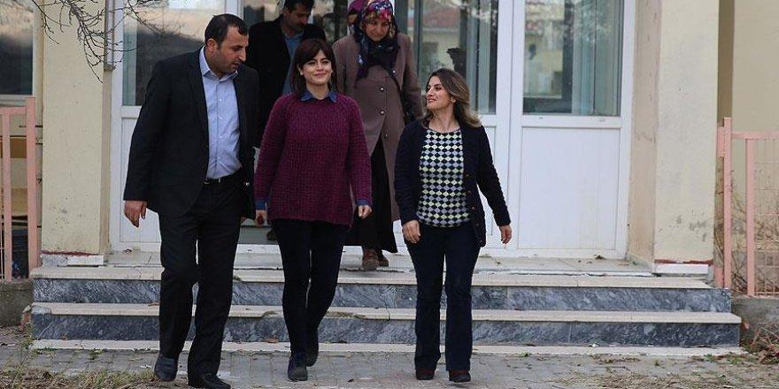 Cezaevindeki HDP Eş Genel Başkanı Demitaş'ı eşi ziyaret etti