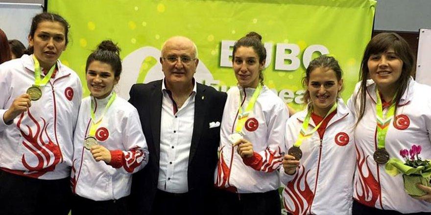 Boksta Elif Güneri Avrupa şampiyonu
