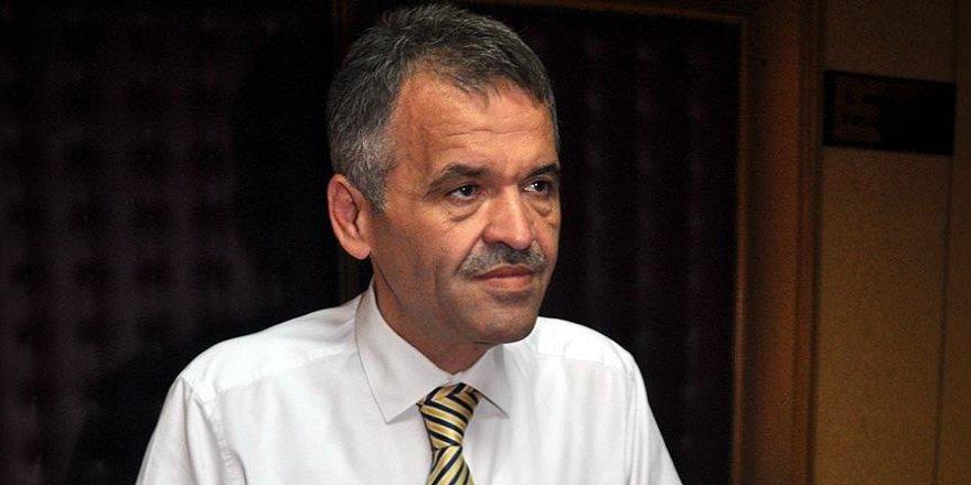 AK Parti Manisa kurucu il Başkanı Solmaz'a FETÖ gözaltısı