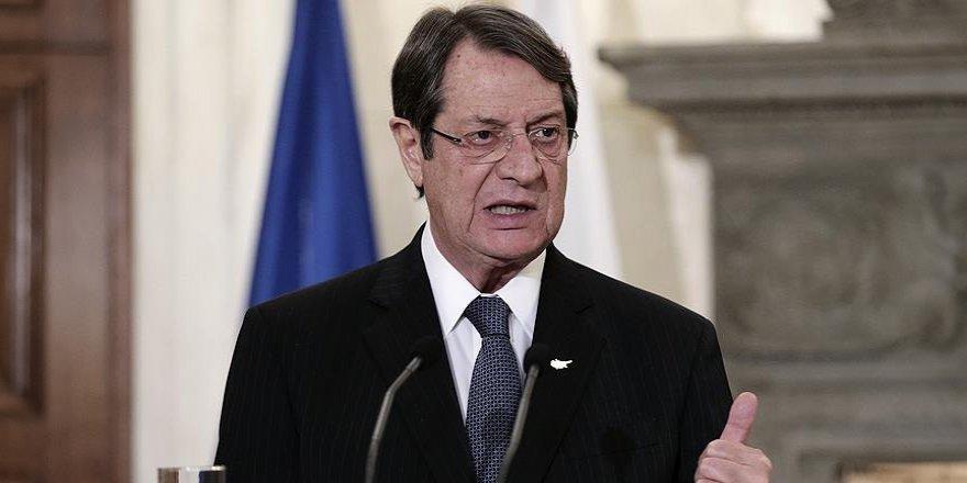 Anastasiadis'ten 'müzakere' açıklaması